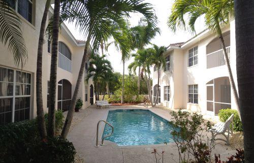 Chiquita Gardens Pool Area