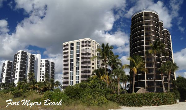 Fort Myers Beach Gulf Front Condos