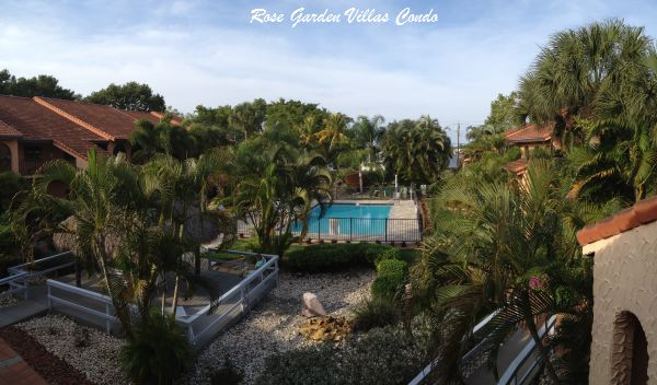 Rose Garden Villas Condo Units for Sale in Cape Coral