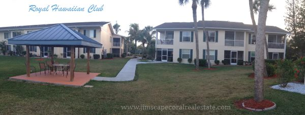 Royal Hawaiian Club Condos For Sale Cape Coral