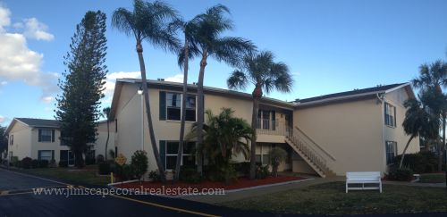 Royal Hawaiian Club Condos in Cape Coral Florida