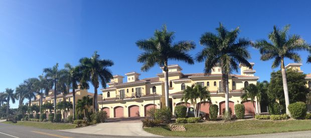 Condos for Sale in Tuscany Villas Cape Coral Florida