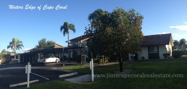 Condos for Sale in Waters Edge of Cape Coral