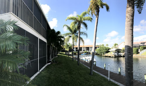 The Ulster Canal at Cape Regatta Condo gulf access boating community