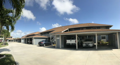 Carports at Cape Regatta Cape Coral Florida