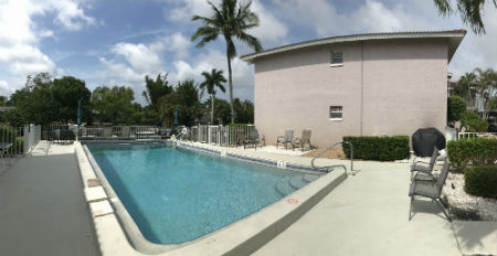 Community Pool at Coral Harbor