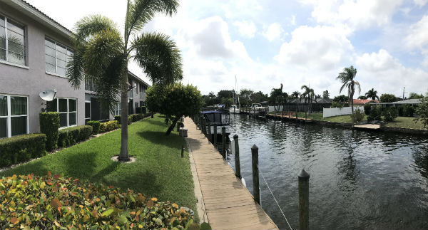 Community Dock at Coral Harbor Cape Coral