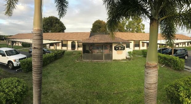 Corinthian Condo Villa Complex Cape Coral For Sale