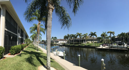 The Docks at Dockside Condo Cape Coral
