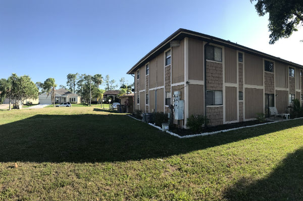 Condos in Central Cape Coral For Sale off Trafalgar Parkway