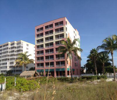 Casa Playa Resort Condo Beachfront View