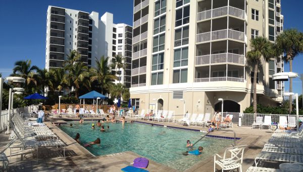 Gullwing Beach Resort Condos For Sale Fort Myers Beach