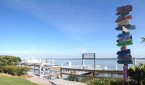 Pink Shell Marina Fort Myers Beach