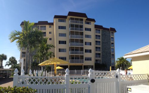 The Sand Caper in Fort Myers Beach, Florida