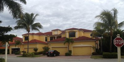 Coach Homes in Prentiss Pointe Fort Myers