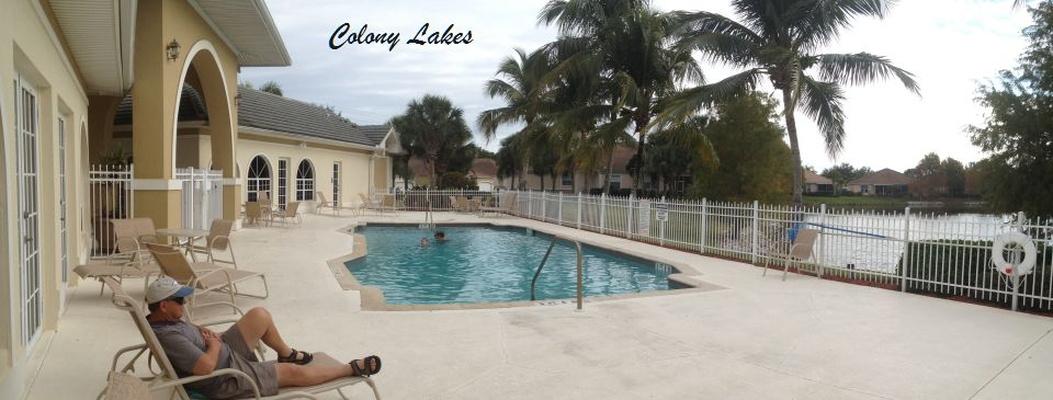 Colony Lakes in Fort Myers Florida