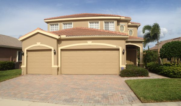 Two Story Home Laguna Lakes Fort Myers