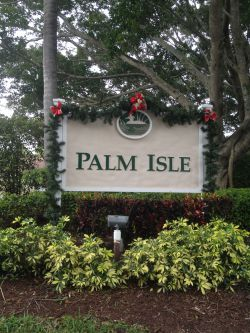 Palm Isle Homes for sale in Parker Lakes