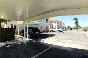 Harbour Trace Carports In Cape Coral Florida