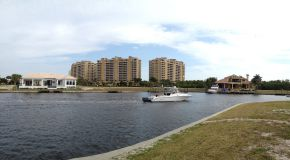 Boating near The Hermitage  & Tarpon Point