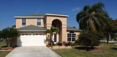 Emerald Cove Two Story Home Cape Coral