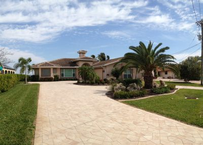 Riverfront Home in Palaco Grande area of Cape Coral