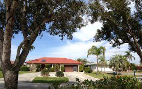 Savona neighborhood in Cape Coral Florida