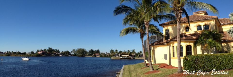 West Cape Estates Cape Coral