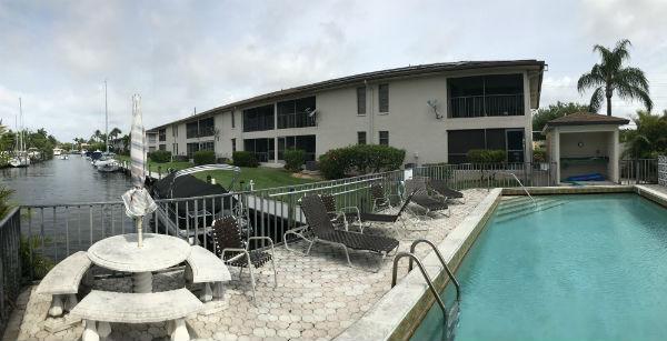Monte Carlo Condo Cape Coral Waterfront Pool