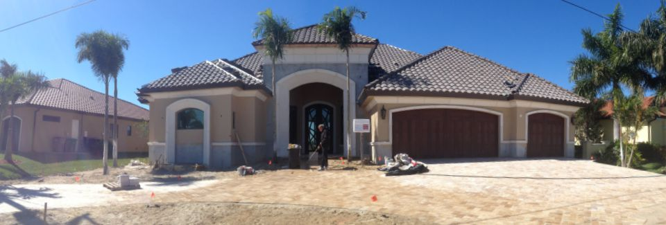 NE Cape Coral offers new homes for sale at affordable prices