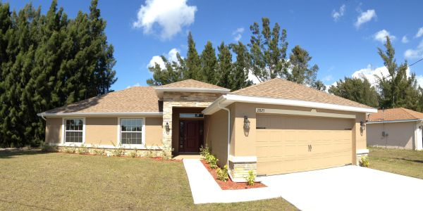 New Adams Home for Sale Cape Coral Florida
