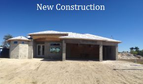 Cape Coral Florida New Construction For Sale