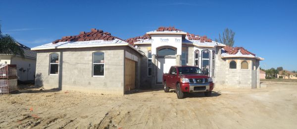 New Home Construction Cape Coral SW Florida