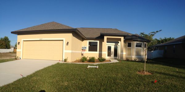SW Cape Coral Off Water Homes For Sale