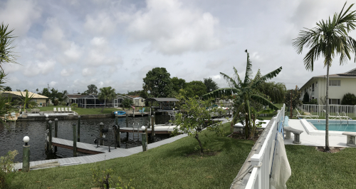 Canal Front Gulf Access at Newport Manors Cape Coral