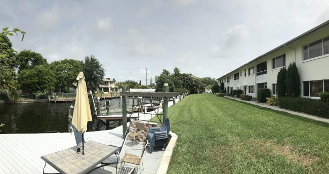 Newport Manors Condo Gulf Access in Cape Coral Florida
