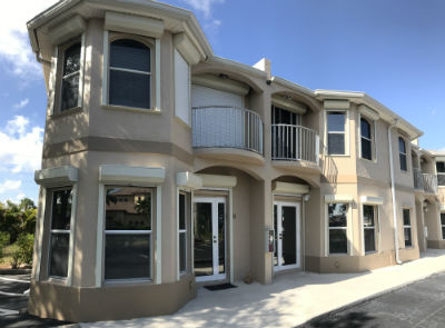 Close Up View of Paradise Place I Cape Coral