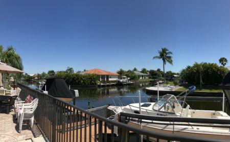 Direct Gulf Access Condo living at Schooner Cove Condo