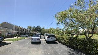 Parking Lot at Schooner Cove Condo Cape Coral