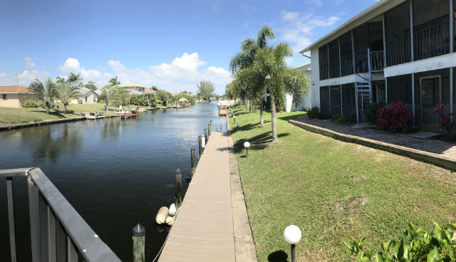 Waterfront Living and Boating at Southern Palms Cape Coral