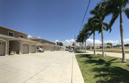 Gulf Access Townhomes Cape Coral