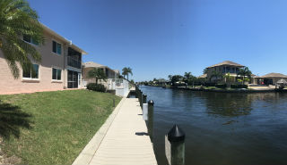 Direct Access no bridges boating at Villa De Vern Cape Coral