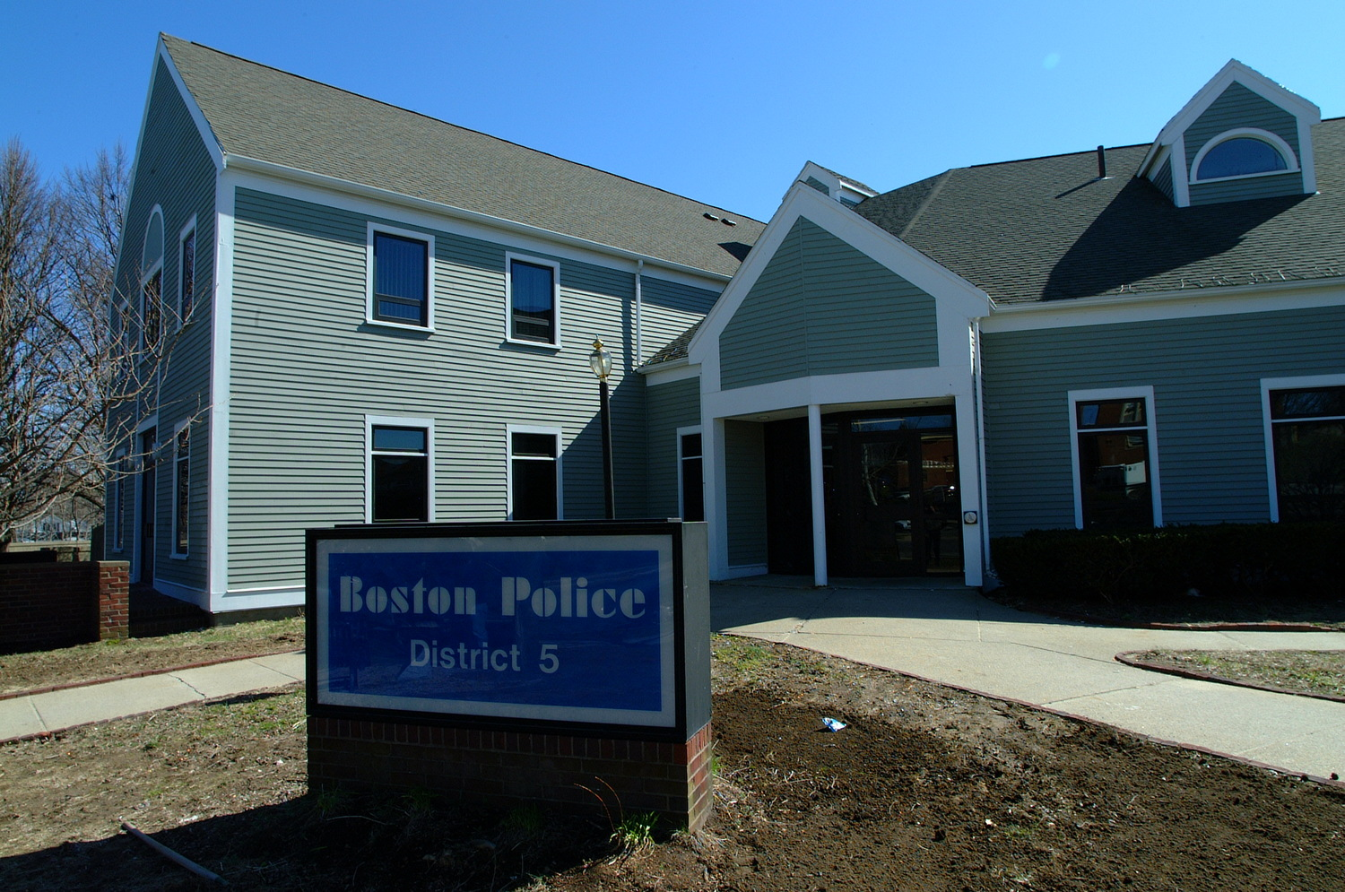 West Roxbury Police Station