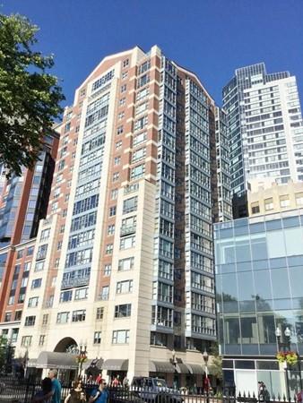 Chinatown condominium tower