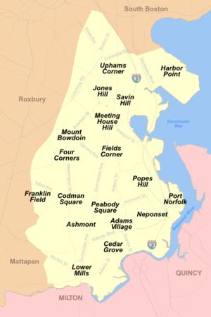 Dorchester Neighborhoods