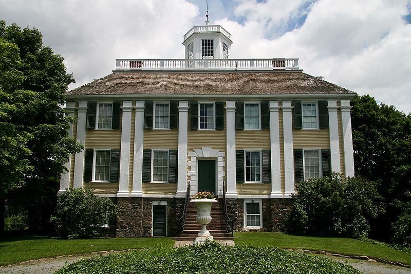 One of original governor's houses