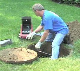 Septic Inspection - Northboro Septic