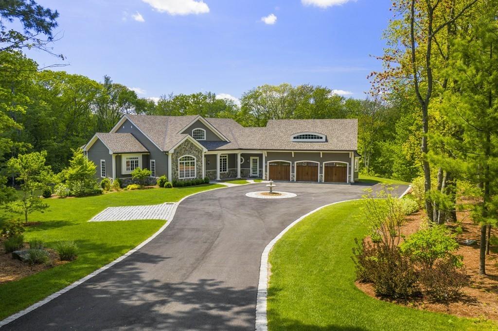 Waltham house on acreage