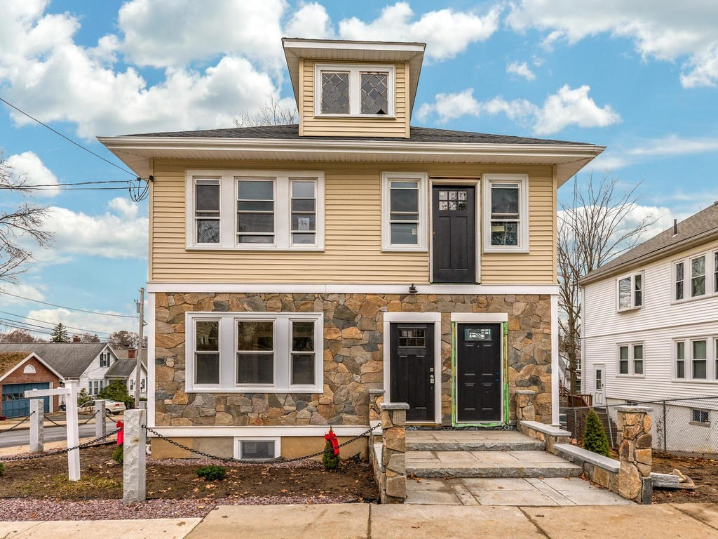 Recent West Roxbury rehabbed multi-family