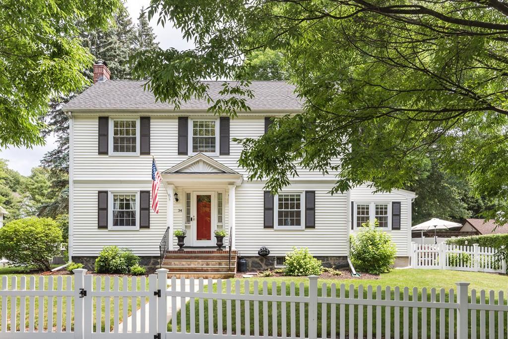 West Roxbury residence